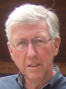 Authors - Close up Bert Suurmeijer