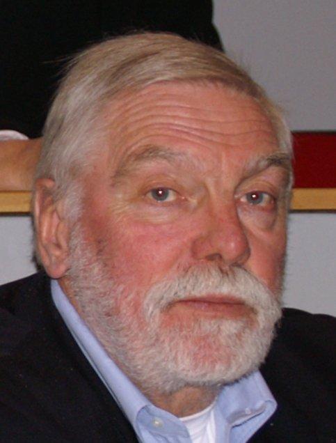 Authors - Close-up Jan Verhoeven
