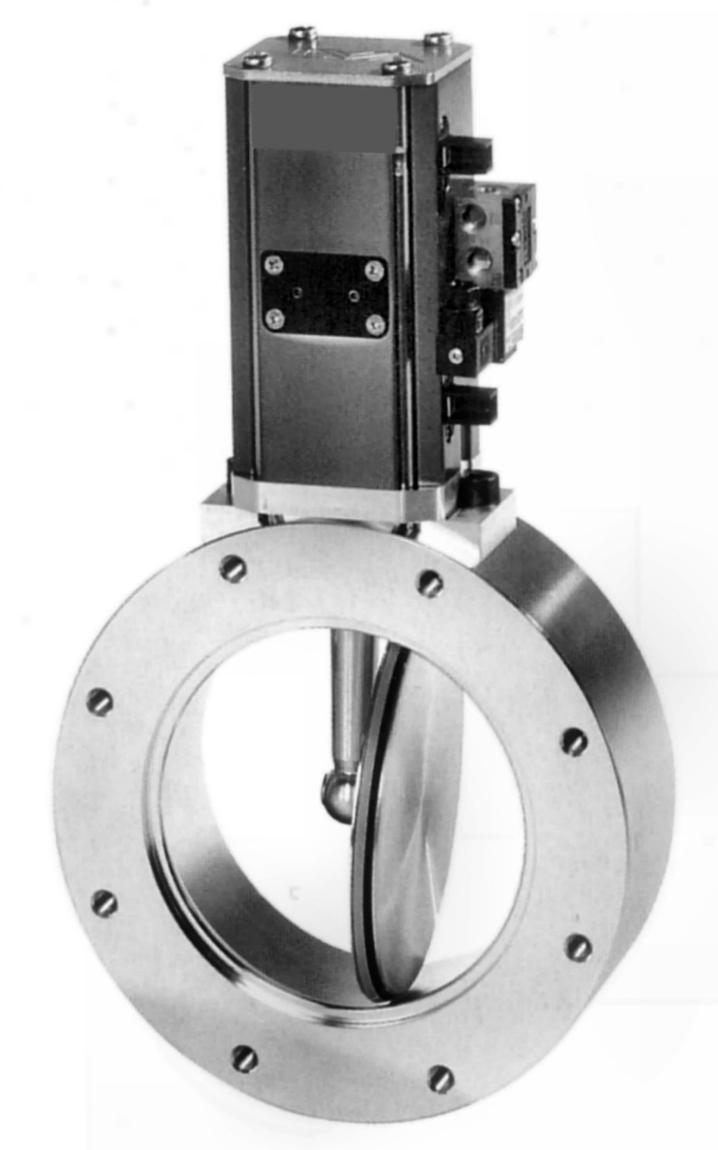Sealing techniques and system components - Butterfly valve